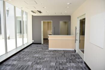 09情報プラザ棟1階 健診室