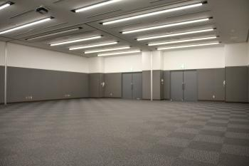 11情報プラザ棟1階 講堂
