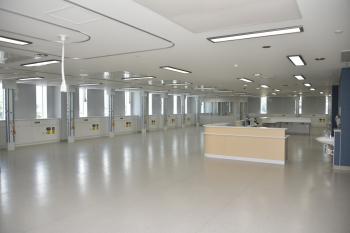 14病院棟2階 HCU(高度治療室)