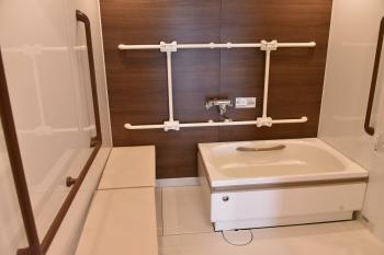 20病院棟4階 介助浴