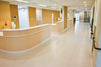 21病院棟5階 スタッフステーション