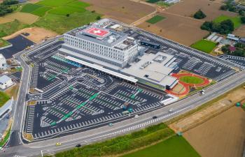 01病院全景